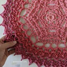 """New doily is available in my store 💛"""