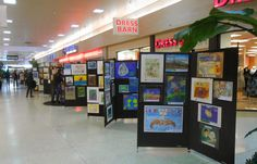 Bellevue PTSA annual art exhibit