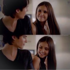 The Vampire Diaries | Damon & Elena