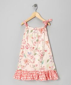 Pink Fairy Vintage Dress - Infant & Toddler  by Beary Basics