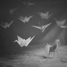 "Miniature World Photo-Manipulations by 14-Year-Old Photographer ""Fiddle Oak"""