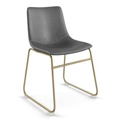Jana Dining Chair - The Jana Dining Chair is an ultra-chic, luxurious design for everyday dining. A Scandinavian inspired design, styled in performance leatherette, the Jana . Grey Upholstered Dining Chairs, Windsor Dining Chairs, High Back Dining Chairs, Glass Top Dining Table, White Dining Chairs, Dining Chair Set, Dining Room Chairs, Office Chairs, Dining Tables