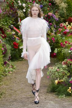 #Rodarte  #fashion  #Koshchenets   Rodarte | Ready-to-Wear - Spring 2018 | Look 14