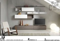Space Under Stairs, White Kitchen Appliances, Buffet, Living Room Tv Unit, Minimal Living, Tv Unit Design, Fashion Room, Small Living, Interior Design