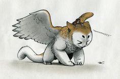 Собираю вещи, вдохновлявшие меня 2-3 года назад, хочу посмотреть на сумму моих идентификаций вот один из любимых tumblr художников Robert Alicea: http://doodleofboredom.com напоминает…