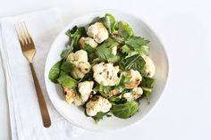 Summer Sides: Gjusta's Cauliflower and Dandelion Salad