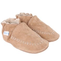 Buy Robeez Cozy Moccasins Taupe Soft Soles now. Trust Robeez when shopping for the best baby shoes for the healthy feet of your infant and toddler. Select from our lines of famous soft sole shoes and baby mocassins as well as First Kicks and Mini Shoez. Best Baby Shoes, Native American Moccasins, Toddler Shoes, Infant Toddler, Baby Moccasins, Baby Feet, Soft Suede, Suede Shoes, Taupe