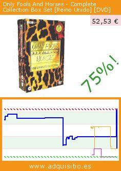 Only Fools And Horses - Complete Collection Box Set [Reino Unido] [DVD] (DVD). Baja 75%! Precio actual 52,53 €, el precio anterior fue de 211,00 €. Por David Jason, Nicholas Lyndhurst. http://www.adquisitio.es/2entertain/only-fools-and-horses-4