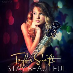 Taylor Swift Stay Beautiful Cover made by Pushpa