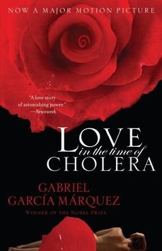 Love in the Time of Cholera - Marquez