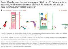 Paula Alenda · Alenda Inventa: libros