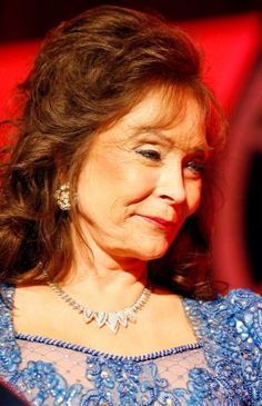 Loretta Lynn what this lady did for country music and all the women that came after her.