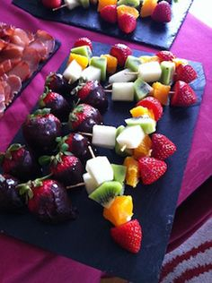 catering Fruit Salad, Catering, Food, Entryway, Get Well Soon, Fruit Salads, Catering Business, Gastronomia, Essen