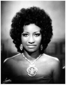 Celia Cruz!
