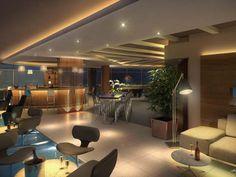 Lançamentos - Union Square Barra, Apartamentos, Lojas, salas comerciais, lajes corporativas e residencial com serviços à venda na Barra da Tijuca - Brookfield. Código: 97