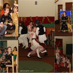 Day 187 - Christmas around the world - Montessori School Celebration