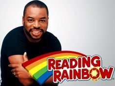 """Reading Rainbow"" TV show. I loved it! Does the man ever age?!"