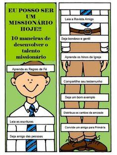 Dicas Para as Crianças Tornarem-se Missionários Já!!
