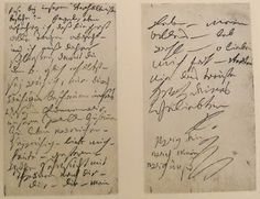 The Daily Beethoven: 11/23 The Immortal Beloved Letter (Autograph) #5