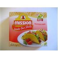 Mission Jumbo Taco Shells