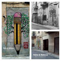 SOMA el #graffiti en Palma de #Mallorca vinculado al paisaje urbano a reconstruir. #Fotografías por Héctor Falagán De Cabo  #estaes_Mallorca #estaes_Baleares  #estaes_España #estaes_Espania #estaes_universal #Espana_es_sueno #IgersMallorca #IgersBaleares #igersespaña #Loves_Mallorca #Loves_Baleares #Loves_Balears #Loves_España #MallorcaSensations #MallorcaFeelings #MallorcaIsland #MallorcaGram #Mallorca2015 #MallorcaFotografica #MallorcaLovers #MallorcaMola #MallorcaParadise #Mallorcatestim…