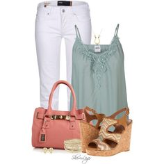 Untitled #1053, created by sherri-leger on Polyvore