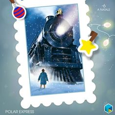 Polar Express è un viaggio nel Natale, pieno di buoni sentimenti, che ci ricorda che non bisogna mai smettere di credere e di sognare #BabboNatale #Natale #Natale2014 #SantaClausIsComing #SantaClaus #MerryChristmas