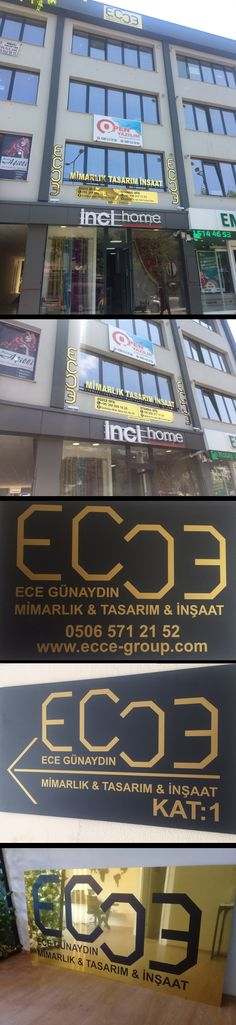 ECCE ARCHITECTURE & DESIGN & CONSTRUCTION    DUZCE OFFICE   Cedidiye District . Bolu St. No:36 First Floor Apt:2 Duzce / TR   T: +90 380 999 16 20   M: info@ecce-group.com www.ecce-group.com