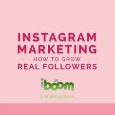 Flush out the FAKE FOLLOWERS and bring in the REAL ONES. The program we use to target REAL and ENGAGED followers will blow you away!  #iboommedia #followers #engagement #socialmarketing #socialmedia
