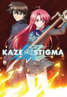 Kaze no Stigma - Takahiro Yamato: Quatro anos após ser banido de seu clã, Kazuma Kannagi retorna como Kazuma Yagami, um mestre do Fuujutsu. Após seu retorno, membros da família Kannagi são mortos e a arma do crime é, aparentemente, Fuujutsu. Agora Kazuma, sozinho entre usuários de Enjutsu, deverá lutar para provar inocência.