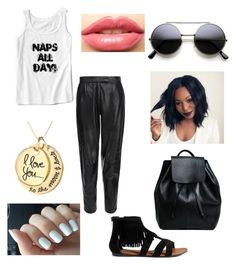 """Untitled #59"" by keyonnajean on Polyvore featuring MuuBaa, maurices, LASplash, women's clothing, women's fashion, women, female, woman, misses and juniors"