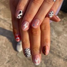 Nail Design Stiletto, Nail Design Glitter, Best Acrylic Nails, Acrylic Nail Designs, Nail Art Designs, Stylish Nails, Trendy Nails, Mens Nails, Acryl Nails