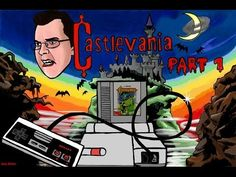 Angry VIdeo Game Nerd from Cinemassacre takes us through a Castlevania four part special. Part 1- http://youtu.be/Hfo6hoN0PUw Part 2 - http://youtu.be/UrLdIiW6bEo Part 3 - http://youtu.be/4C0xI41RtaU Part 4 - http://youtu.be/sSoQWmcr5mc  Shared as part of The R.A.A.P's #GothicArtsWeek.