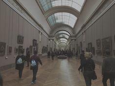Louvre Museum ❤️