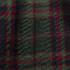 The STUART Tartan Collection Cumming Hunting Muted