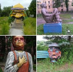 Dark Roasted Blend: Nightmare Playgrounds, Part 3