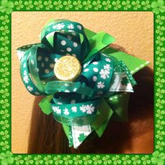 Order you St. Patrick's bow!
