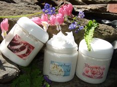 WHIPPED SOAP in a TUB -- Custom Scented - - You Choose The Scent You Wish on Etsy, $6.24 CAD