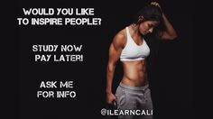 Are Sports and Fitness a BIG part of who you are? Do you enjoy helping others achieve their goals? Would you like to inspire people? A nationally recognised Sports Development qualification can do just that! It can open many new and exciting opportunities for you into the field of professional sports, competition sports and even talent identification! www.facebook.com/ ASK FOR INFO  PM or Email me #Sports #Fitness #achieve #goals #gym #motivation #women #abs #calisthenics #weights #CAREER…