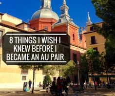 8 Au Pair Tips I wish I knew before I became an Au Pair