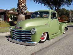 sweet truck rat-rods