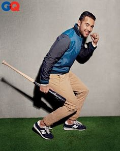 The Baseball Jacket: Profiles: GQ