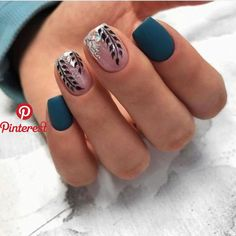 The most beautiful manicure ideas and Nail art ideas for pretty varnished nails! The most beautiful manicure ideas and Nail art ideas for pretty varnished nails! Spring Nail Art, Spring Nails, Fall Nails, Classy Nail Designs, Nail Art Designs, Nails Design, Gorgeous Nails, Pretty Nails, Perfect Nails