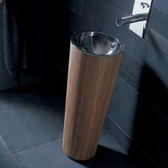 modern pedestal sink ybath - Modern Pedestal Sink