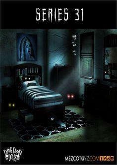 Living Dead Dolls Serie 31 - Don't Turn Out The Lights - Hadesflamme - Merchandise - Onlineshop für alles was das (Fan) Herz begehrt!