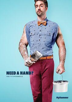 Print: Need a Hand?   KlonBlog