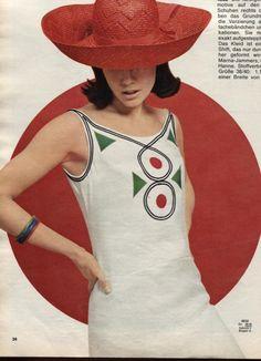 Burda Magazine 1966 -