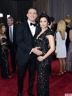 Channing Tatum and wife Jenna Dewan