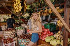 Canggu local market