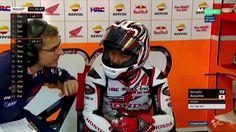 Japan GP FP4 - Hiroshi Aoyama